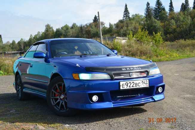 Toyota Mark II, 1996 год, 350 000 руб.