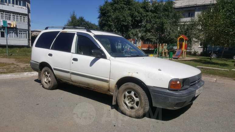 Nissan AD, 1998 год, 40 000 руб.