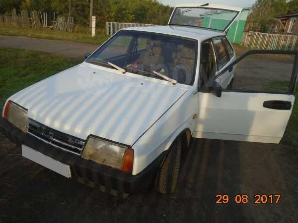 Лада 2109, 1996 год, 50 000 руб.