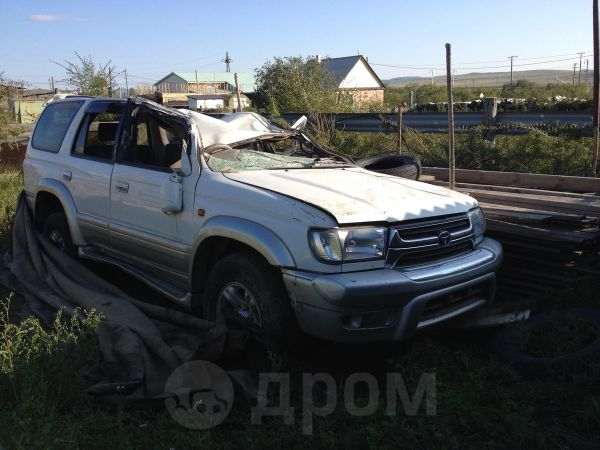Toyota Hilux Surf, 2001 год, 200 000 руб.