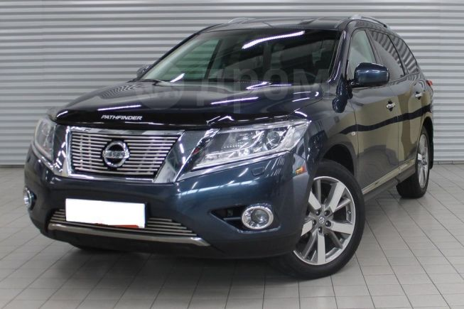Nissan Pathfinder, 2014 год, 1 290 000 руб.