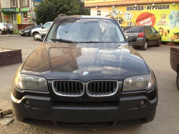BMW X3, 2005 год, 520 000 руб.
