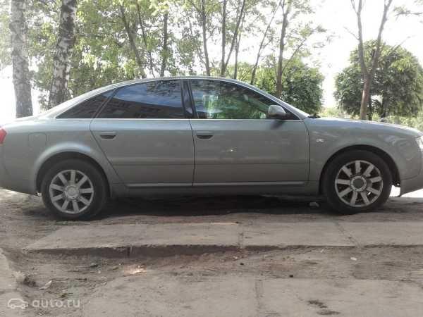 Audi A6, 2003 год, 299 000 руб.