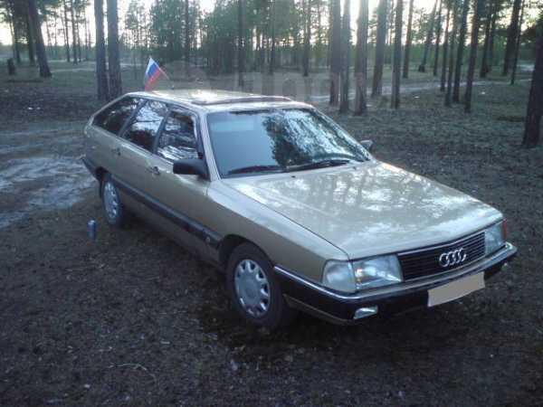 Audi 100, 1986 год, 80 000 руб.