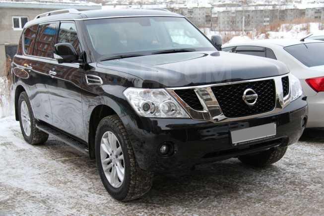 Nissan Patrol, 2012 год, 2 220 000 руб.