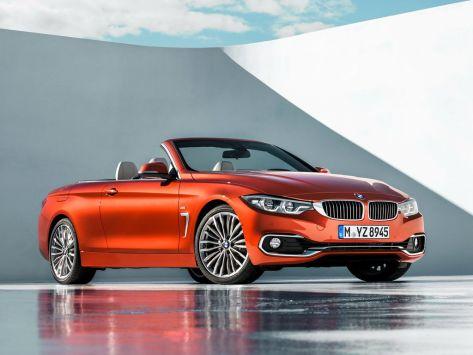 BMW 4-Series (F33) 01.2017 - 01.2020