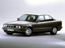 BMW 5-Series 1988, седан, 3 поколение, E34