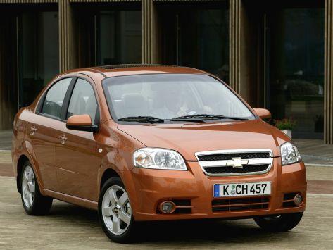 Chevrolet Aveo (T250) 03.2005 - 12.2011