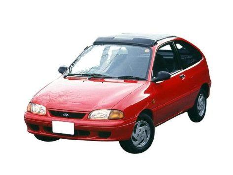 Ford Festiva (D25/23PF) 01.1993 - 07.1996