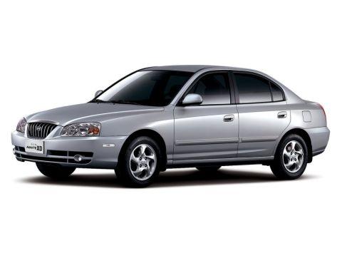 Hyundai Avante XD