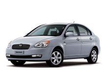 Hyundai Verna 2005, седан, 2 поколение, MC