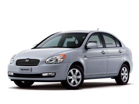 Hyundai Verna (MC) 09.2005 - 04.2009
