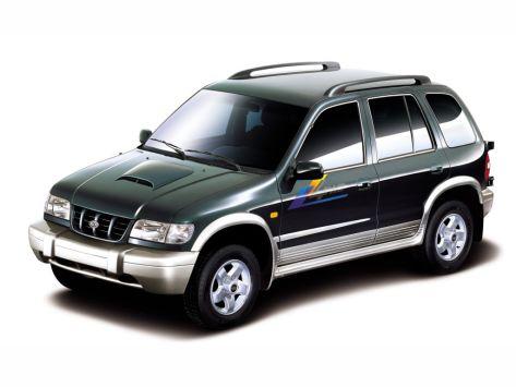 Kia Sportage (JA) 05.1993 - 02.2006
