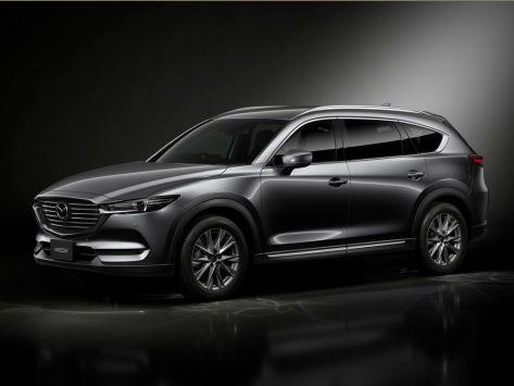 Mazda CX-8  09.2017 -  н.в.