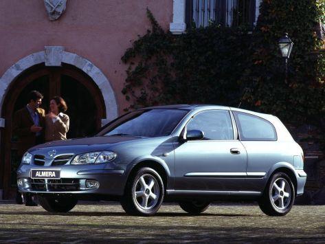 Nissan Almera (N16) 02.2000 - 01.2003