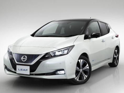 Nissan Leaf (ZE1) 09.2017 -  н.в.