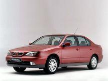 Nissan Primera рестайлинг 1999, седан, 2 поколение, P11