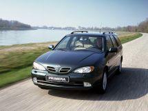 Nissan Primera рестайлинг 1999, универсал, 2 поколение, W11