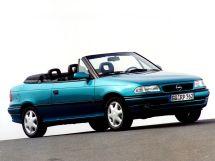 Opel Astra рестайлинг 1994, открытый кузов, 1 поколение, F