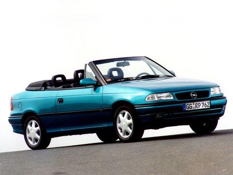 Opel Astra (F) 08.1994 - 07.2000