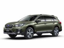 Subaru Outback рестайлинг 2017, универсал, 5 поколение