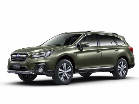 Subaru Outback (BS/B15) 10.2017 -  н.в.