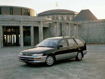 Toyota Corolla рестайлинг 1993, универсал, 7 поколение, E100