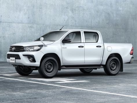 Toyota Hilux Pick Up (AN120) 09.2017 - 07.2020