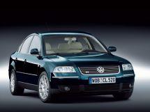 Volkswagen Passat рестайлинг 2000, седан, 5 поколение, B5.5