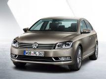 Volkswagen Passat 2010, седан, 7 поколение, B7