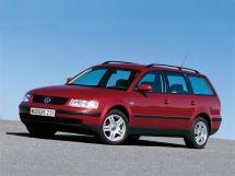 Volkswagen Passat 1997, универсал, 5 поколение, B5