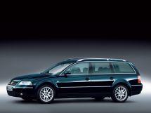 Volkswagen Passat рестайлинг, 5 поколение, 10.2000 - 02.2005, Универсал