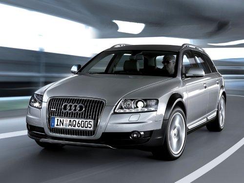 Audi A6 allroad quattro 2008 - 2012