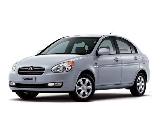 Hyundai Verna 2005 - 2009