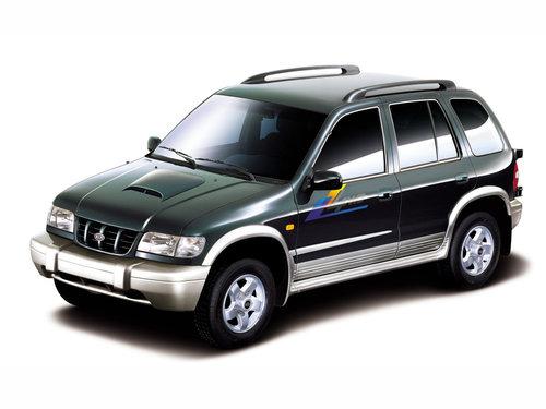 Kia Sportage 1993 - 2006