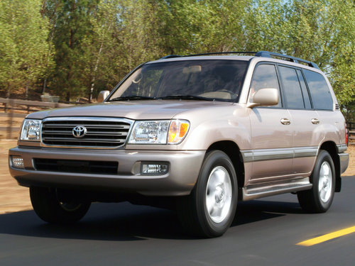Toyota Land Cruiser 2002 - 2005