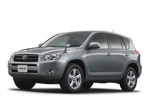 Toyota RAV4 2005 - 2008