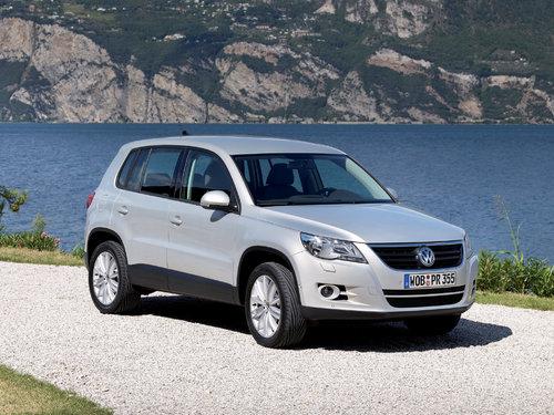 Volkswagen Tiguan 2006 - 2011