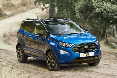 Ford EcoSport получил 1,5-литровый дизель с 300 Нм крутящего момента