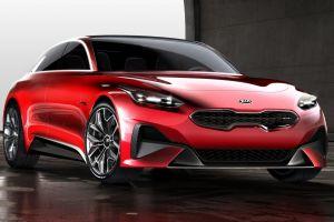 Kia представит во Франкфурте прототип Proceed следующего поколения