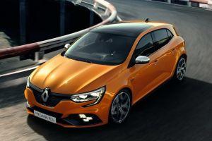 Новый хот-хэтч Renault Megane RS оснастили полноуправляемым шасси