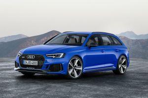 Новый Audi RS4 получил турбомотор V6 вместо атмосферного V8