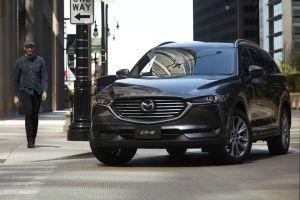 В Японии состоялась презентация Mazda CX-8