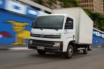 Volkswagen Delivery продают только на латиноамериканском континенте.