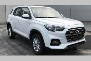 Hyundai готовит к производству новый кроссовер, который будут продавать только в Китае