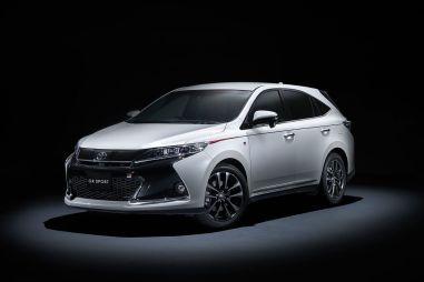 Toyota запустила новую спортивную линейку GR: заводской тюнинг для Vitz, Noah, Harrier, Mark X и Prius