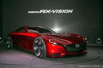 Гибрид с роторным двигателем Mazda покажет уже в следующем году