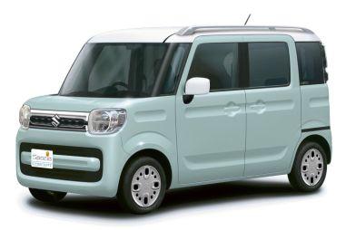 Suzuki представит два прототипа новой Spacia