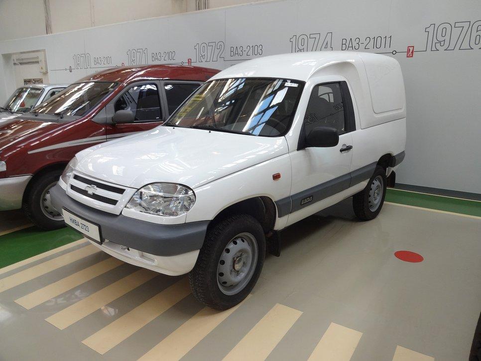 Варианты кузова ВАЗ 2123, не заинтересовавшие GM
