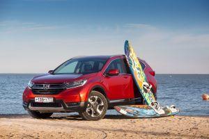 Первый тест новой Honda CR-V. Сприцелом накомфорт